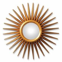 Зеркало-солнце Star Gold (Звезда), (PUMH147GL)