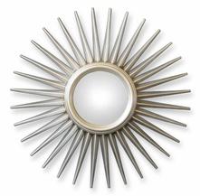 Зеркало-солнце Star Silver (Звезда), (PUMH147SL)