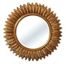 Зеркало в раме-солнце Barley (Барли) (PRFA056GL)