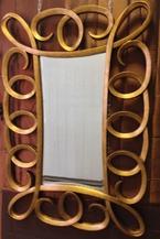 Зеркало Grand Coils Gold (PUMH150GL)