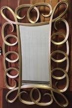 Зеркало Grand Coils Silver(PUMH150SL)