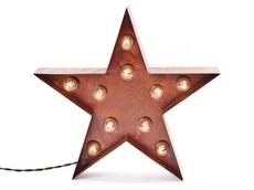 Ржавая звезда (12002)