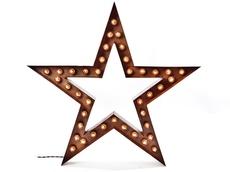 Ржавая звезда (12004)
