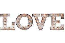 Сочетание букв LOVE (12007)