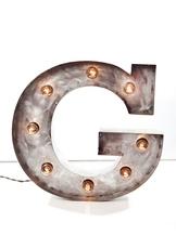Стальная Буква G (12018)