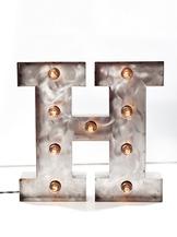Стальная Буква H (12019)