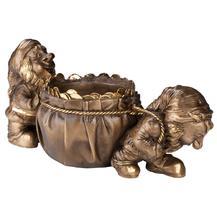 Гном - все богатство в дом (скульптура)     (22519 Б)