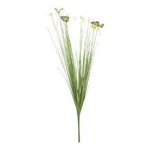 Стебли травы с бабочками (8J-15AB0003)