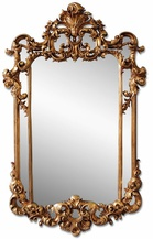Зеркало в резной раме Marriot (Мэриот),  (PRFA120GL)