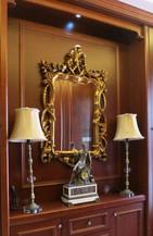 Зеркало в резной раме Floret (Флорет),  (PRFA002GL)