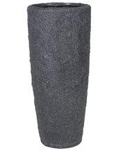 Напольное кашпо Rocky дым.гранит L (FA17316)