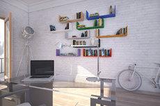 Flex Shelf set 99 (SFSS099)