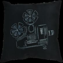Подушка интерьерная Черно-белое 18 (А0259)