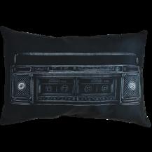 Подушка интерьерная Черно-белое 20 (В0267)