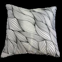 Подушка интерьерная Черно-белое 12 (A0172)
