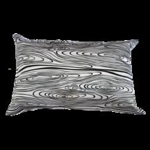 Подушка интерьерная Черно-белое 14 (В0174)