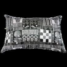 Подушка интерьерная Черно-белое 15 (В0175)