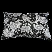 Подушка интерьерная Черно-белое 16 (В0176)