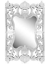 Зеркало декоративное с узором (KFH115)