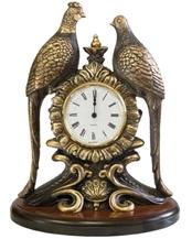 """Часы """"Павлины"""" (43007 Б)"""