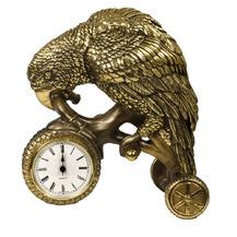 Часы «Попугай на велосипеде»  (42001 Б)