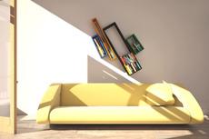 Flex Shelf set 165 Двухмерный автопортрет (SFSS165)