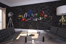 Flex Shelf set 181 Moscow (SFSS181)