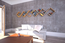 Flex Shelf set 187 (SFSS187)
