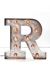 Стальная Буква R (12028)