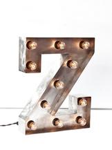 Стальная Буква Z (12034)