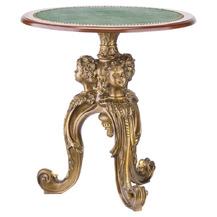 """Основание к столу """"Путти"""" бронзовый (13020 Б)"""