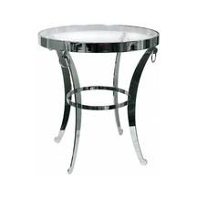 Стеклянный журнальный столик (4СBZ-170)