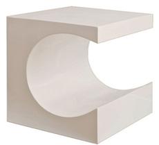 Консоль (белый лак) (HC5039)