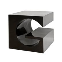 Консоль (чёрный лак) (HC5065)