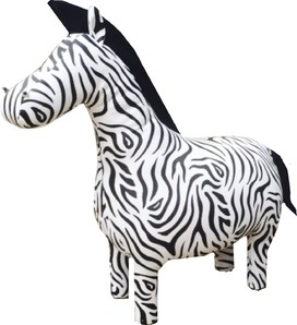 Пуф зебра (Зебра)